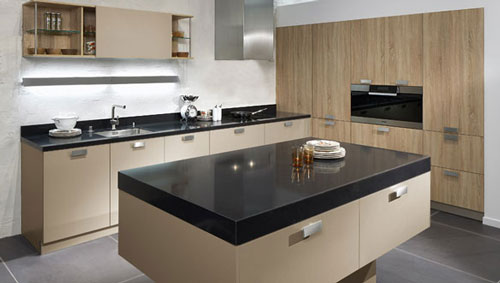 Quality Kitchen Units - finished with Blum fitments